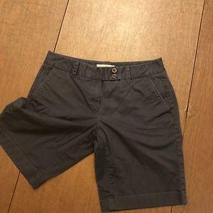 Vineyard navy shorts